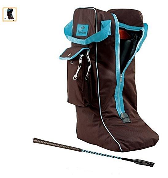 Bolsa para botas de equitación