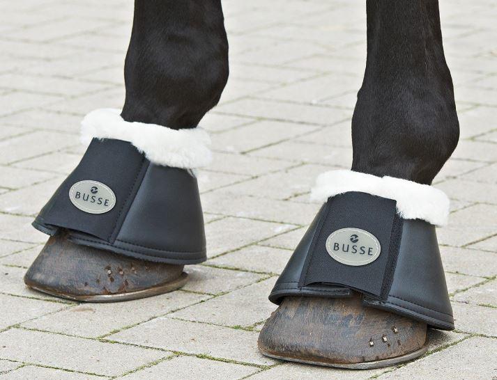 Campanas para cascos de caballos