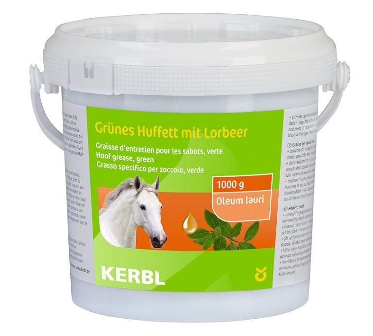 Grasa para cascos de caballo con laurel