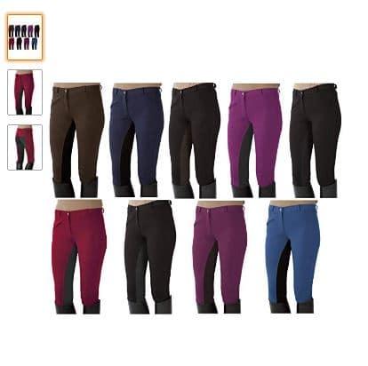 Pantalones equitación para mujer